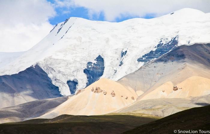 ледник Амнье Мачен