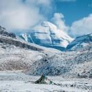 Южный склон Кайласа и Нанди - начало внутренней коры