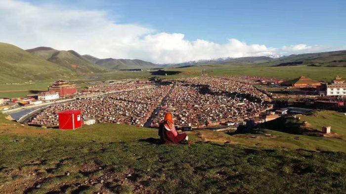 монастыри восточного тибета