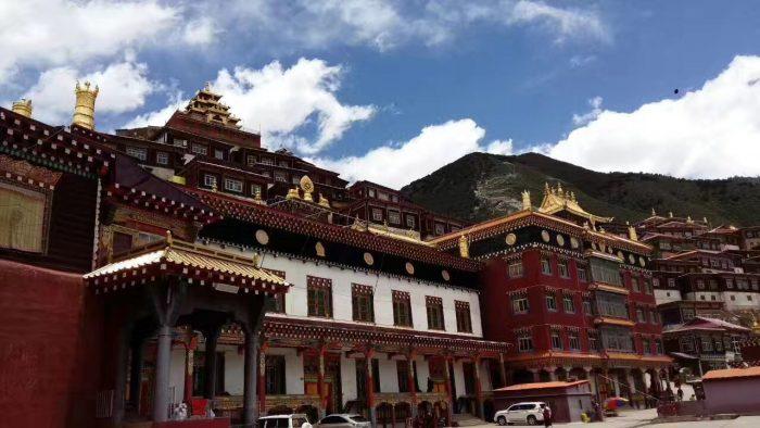 монастыри тибета, кхам тибет, туры в тибет