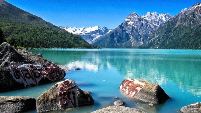 озеро Илхунь Лхацо в Кхаме Тибет, туры в Тибет