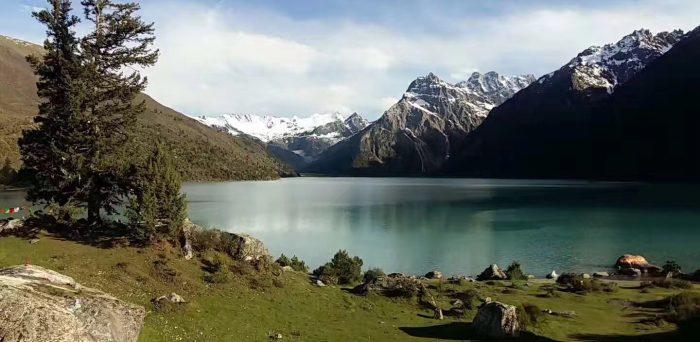 тибет, священные озера, кхам тибет