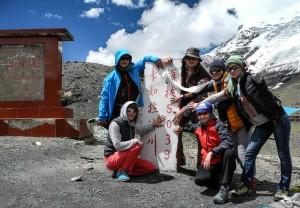 йогатур в Тибет на Кайлас