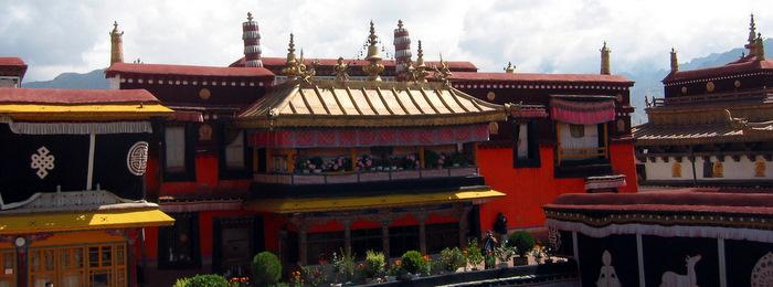 Священный храм Джокханг в Лхасе