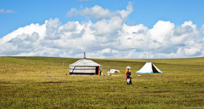 жизнь кочевников