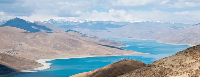 Озеро Ямдрок