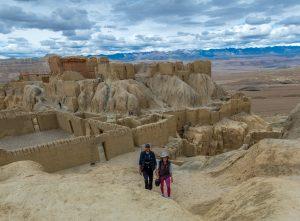 Удивительные пейзажи древнего царства Гуге, Нгари, Западный Тибет