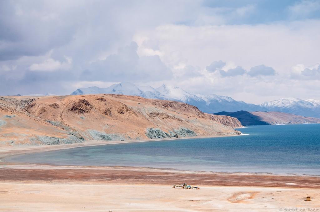 берега озера Манасаровар