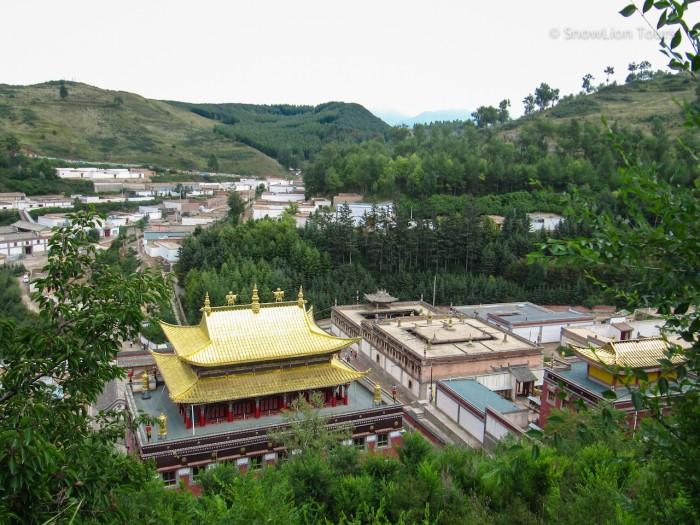 монастырь Кумбум