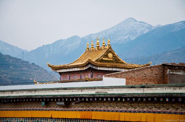 монастырь Ронгву