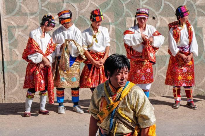 фестиваль шаманов в Ребконге