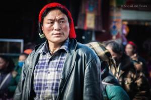 Кхампа - тибетец из Кхама