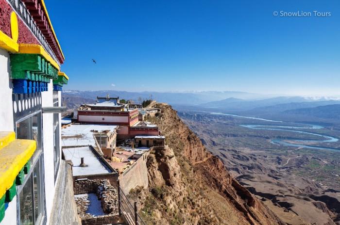 монастырь Шачунг