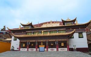 монастырь Тартханг