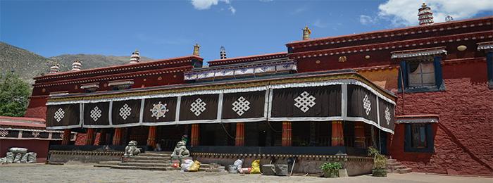 Монастырь Нечунг