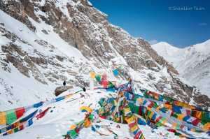 Перевал Долма ла на коре вокруг Кайласа, Тибет