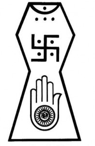 cимвол джайнизма