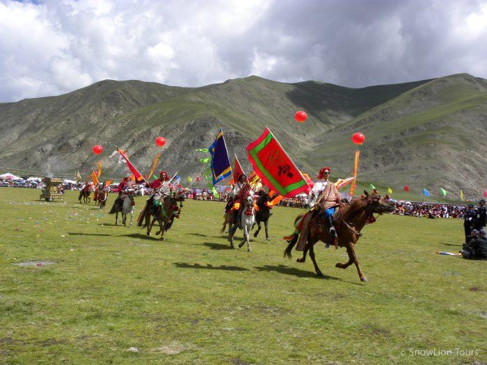 Лошадиные скачки в Юйшу, Туры в Тибет, групповой тур в Тибет