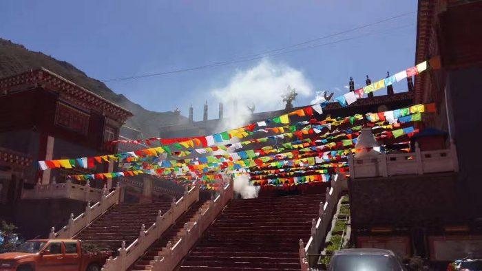 деге, дерге, столица кхама, тибет кхам