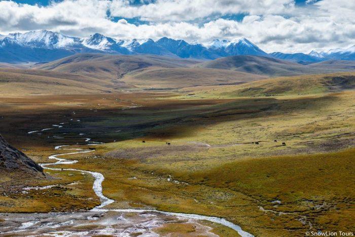 пейзажи Кхама Тибет, туры в Тибет