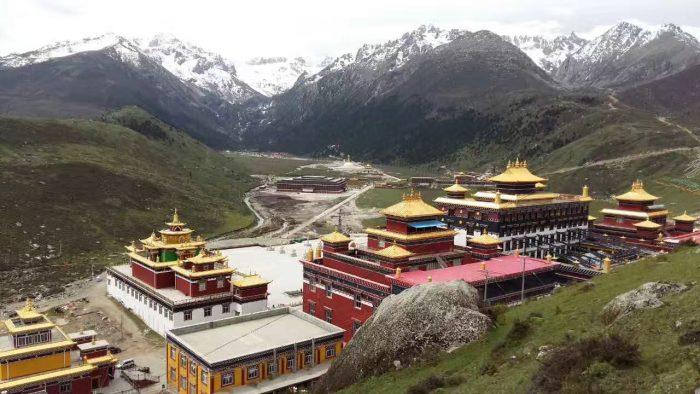 туры в тибет. восточный тибет