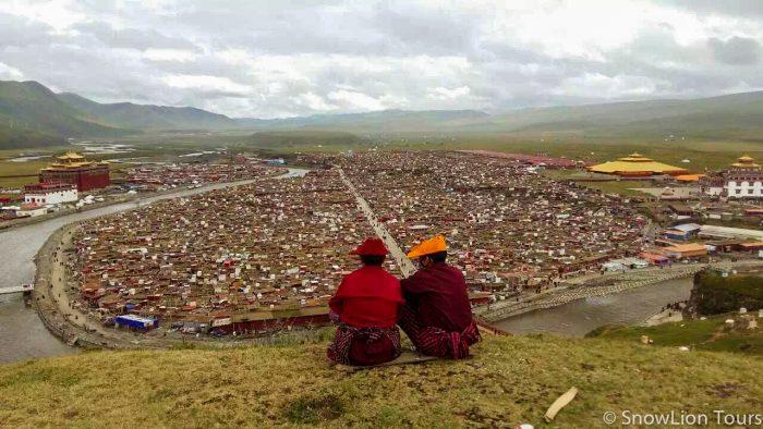 Монастырь Ячен Гар Тибет, туры в Тибет