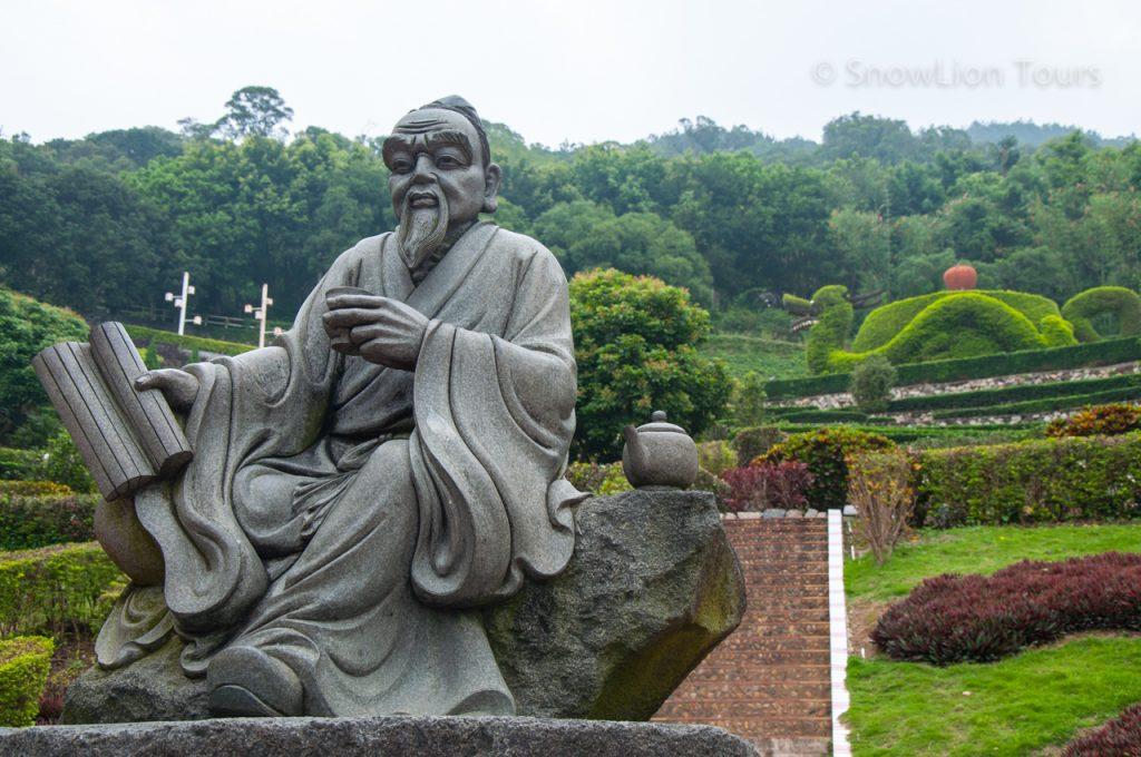 Лу Юй - автор трактата о чае